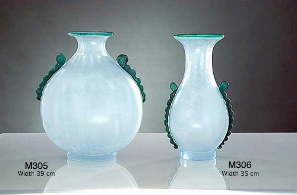 handicraft-venetian-glass-vase-m305