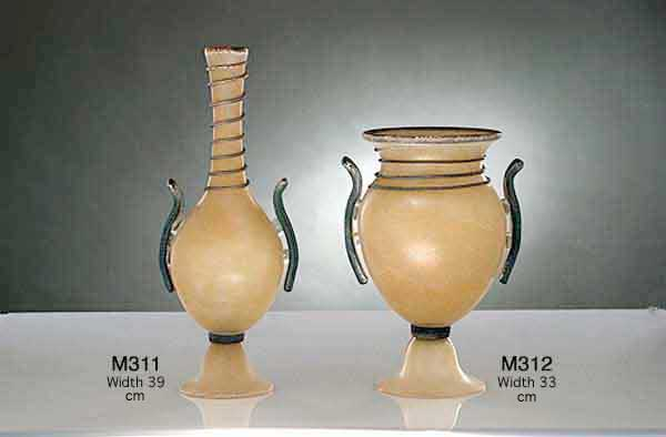 handicraft-venetian-glass-vase-m311